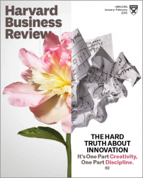 Harvard Business Review Vol. 97 Issue. 1 January–February 2019