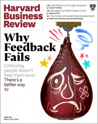 Harvard Business Review Vol. 97 Issue. 2 March–April 2019